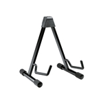 Padded A Frame Acoustic Guitar Stand Black 17541BL