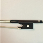 1/4 Bass Bow Brazilwood French 1076DB-F4