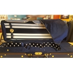 4/4 Violin Case Blue With Blue Interior CC477-1-BUBU