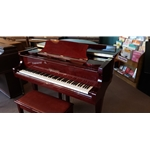 Kohler & Campbell Wine Grand Piano with Bench SKG5005