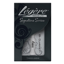 Bb Clarinet Signature Legere Reed 3 BBSS3.00