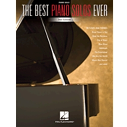 Best Piano Solos Ever , 2nd Edition