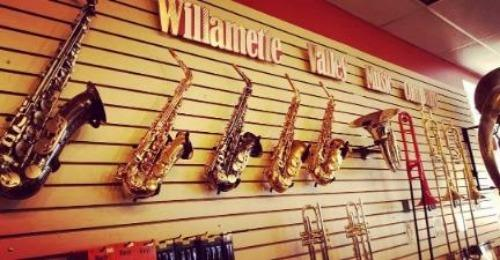 Musical Instruments in Salem OR