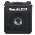 "Hartke HD50 50 watt 10"" Bass Combo Amp 00140182"