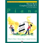 ABPL Theory Book Complete Levels 2 & 3