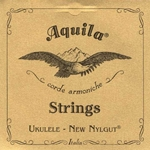 Aquila Tenor Ukulele Nylgut Low G String Set 15U