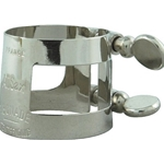 Bonade Alto Sax Inverted Nickel Ligature 2254U