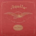 Aquila Tenor Uke String Set, Red Low G 88U