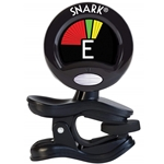 Snark Clip-on Tuner Black Guitar, Bass, Violin SN5X