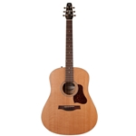Seagull S6 Original Acoustic Guitar Solid Cedar Top Wild Cherry Back & Sides 046386