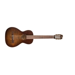 Art & Lutherie Roadhouse Nylon Acoustic Guitar Solid Spruce Top Bourbon Burst Bag Included 046591