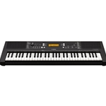 Yamaha 61-Key Mid-Level Portable Keyboard With SKB2 Accessory Kit PSRE363KIT