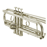 Jupiter Intermediate Trumpet Silver-Plated JTR1100S