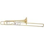 "Yamaha XENO Professional Trombone .547 Bore Open-Wrap F-Attachment *8 2/3"" Yellow-Brass Bell YSL-882O"