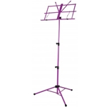 Strukture Deluxe Folding Music Stand Purple SMS1X-PP