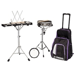 Yamaha 285 series Mini Snare Kit w/ Backpack Case SK285
