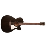 Art & Lutherie  Legacy Faded Black CW, QIT Electronics 042371
