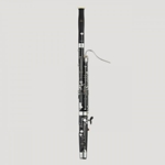 Antigua Bassoon Composite Body BA3210