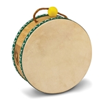 Green TonesTom Tom Drum With Mallet 3760