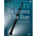 The Essence of the Blues (Snidero), Clarinet