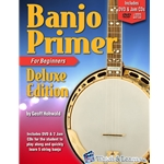 Banjo Primer Deluxe Edition Book/DVD/Jam CDs