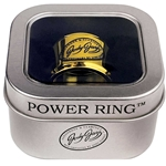 Jody Jazz Power Ring Ligature, Gold, Fits Metal Alto Sax Mouthpiece JJMA1