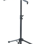 K&M Upright Cello Stand, Black 14110.011.55