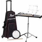 Pearl Percussion Kit w/ wheeled case PK900C