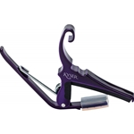 Kyser Guitar Capo, Purple KG6P
