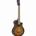 Yamaha APX 3/4 Size Thinline Acoustic/Electric Guitar w/Cutaway, Tobacco Sunburst APXT2EWTBS