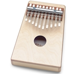 STAGG Kalimba, 10 Keys, Natural Finish KALI-KID10-N