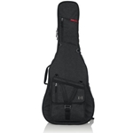 Gator Transit Series Acoustic Guitar Bag, Black GT-ACOUSTIC-BLK