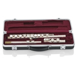 Gator Deluxe Molded Flute Case, Fits B or C Foot GC-FLUTE-B/C