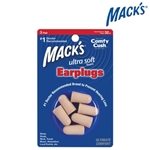 Mack's Foam Earplugs, 10 pair 92-TC
