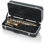 Gator Deluxe Molded Case for Alto Saxophones; Rectangular & Stackable GC-ALTO-RECT