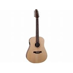 Seagull 12-String Acoustic/Electric Guitar, Walnut - Includes Bag 039197