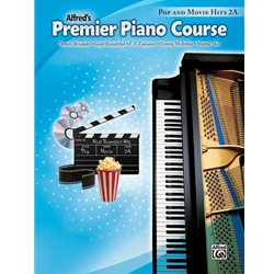 Premier Piano Course Pop and Movie Hits 2A
