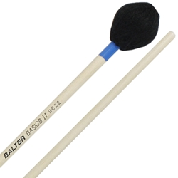Balter Basics BB22 Mallets Medium Black Yarn