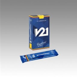 Bb Clarinet Vandoren V21 Reeds 3 10 Pack CR803