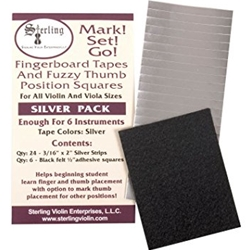 Mark! Set! Go! Fingerboard Tapes Cello and Bass ACMSG-CB