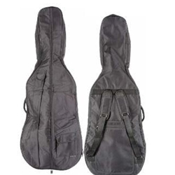 4/4 Cello Bag Black CC480-1