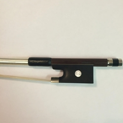 Howard Core 1/4 Bass Bow  French 1076DB-F4