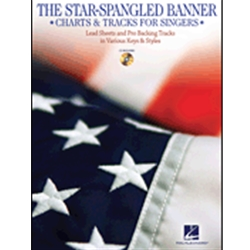 Star Spangled Banner Charts Backing Tracks