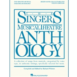 The Singer's Musical Theatre Anthology Teen's Edition Mezzo-Soprano/Alto/Belter
