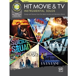 Hit Movie & TV Instrumental Solos for Trumpet