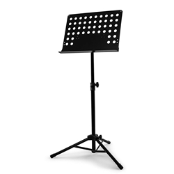 Nomad Folding Music Stand With Perforated Desk NBS-1310