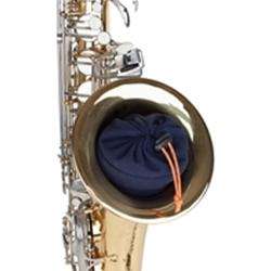 Protec In-Bell Neck and Mouthpiece Storage Pouch Tenor Sax A313