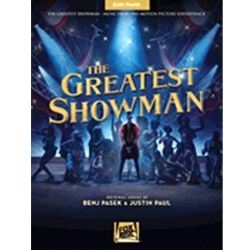 The Greatest Showman, easy piano