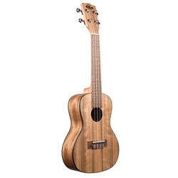 Kala Pacific Walnut Concert Ukulele, Satin Finish KA-PWC