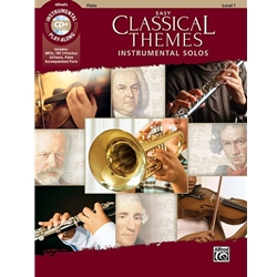 Easy Classical Themes, Flute Level 1